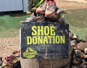 Donate Your Shoes