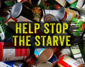 Help Stop The Starve