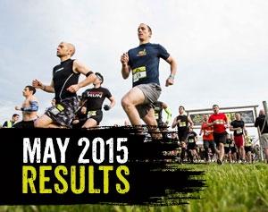 May 2015 Results