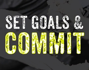 Challenge 3: Set Goals & Commit